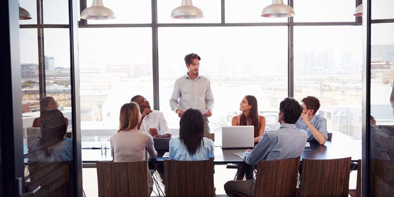 Cómo preparar una reunión en inglés