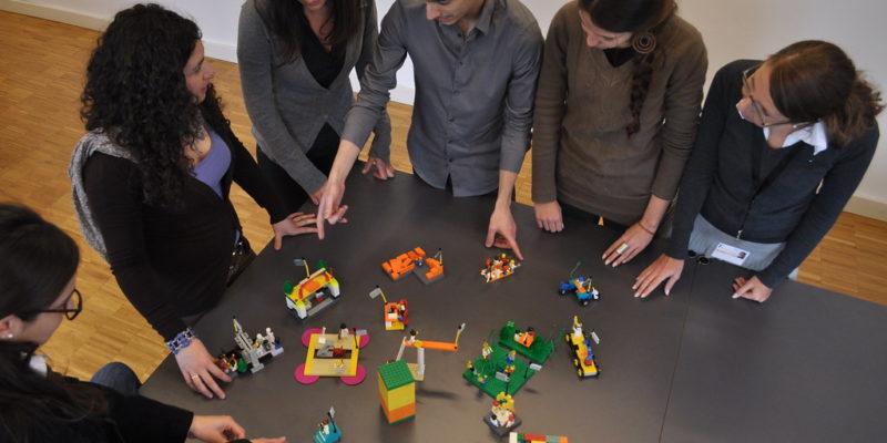 Historia de LEGO resumida y cómo nació LEGO Serious Play